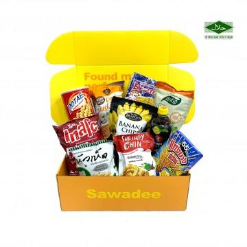 555 Halal Snack Box