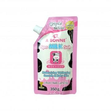 A BONNE - Moisturising and Whitening Spa Milk Salt 350g