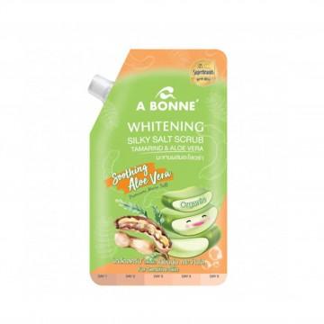 A BONNE - Whitening Silky Salt Scrub (Tamarind & Aloe Vera) 350g