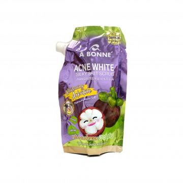 A BONNE - Acne White Silky Salt Scrub (Mangosteen & Centella) 350g