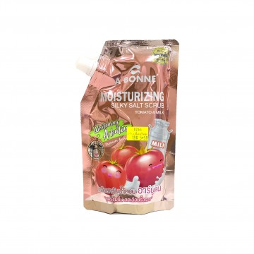 A BONNE - Moisturizing Silky Salt Scrub (Tomato & Milk) 350g