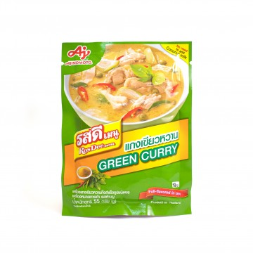 AJINOMOTO - Green Curry 55g