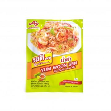 AJINOMOTO - Yum Woon Sen (Thai Spicy Salad Mix) 40g