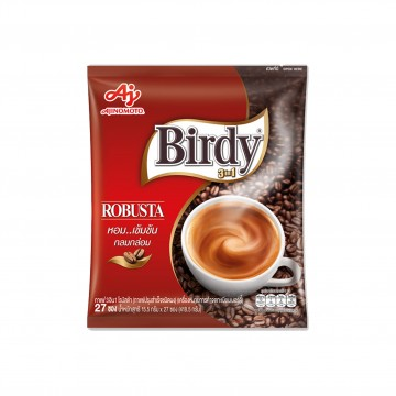AJINOMOTO - BIRDY ROBUSTA (RED PACKET) 15.5G X 27 STICKS