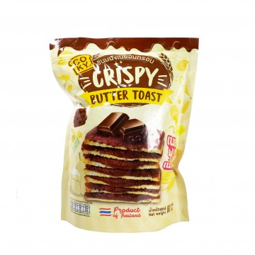 COKY - Cripsy Butter Toast (Chocolate Chip) 80g