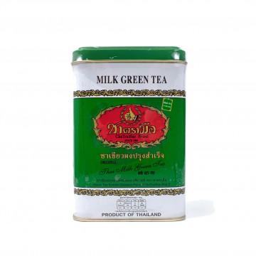 CHATRAMUE - Thai Milk Green Tea (Green Tin) 2.5gx50 Sachets