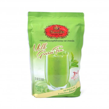 CHATRAMUE - Instant Milk Green Tea Powder 500g