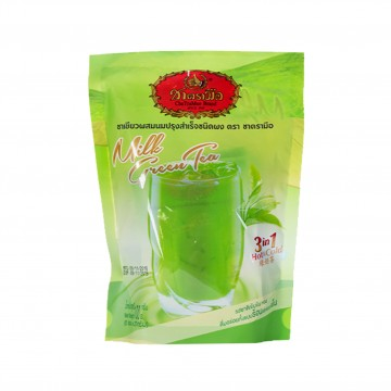 CHATRAMUE - Instant Milk Green Tea 20gx5 Sachets