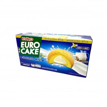 EURO - Puff Cake and Hokkaido Milk Cream 17g x 12 pcs