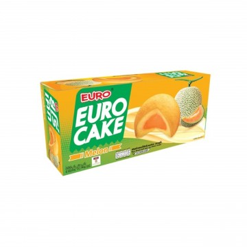 EURO - Puff Cake and Melon Cream 17g x 12 pcs