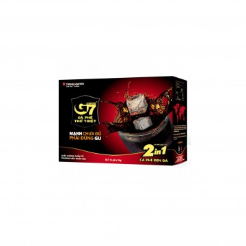 G7 COFFEE - 2 IN 1 INSTANT COFFEE (BOX) 16G X 15 SACHETS