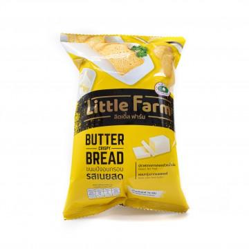 LITTLE FARM - Butter Crispy Bread 70g
