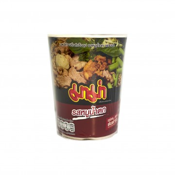 MAMA - Instant Cup Noodles (Moo Nam Tok Flavour) 60g