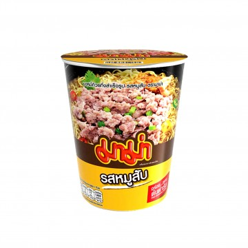 MAMA - Instant Cup Noodles (Minced Pork Flavour) 60g