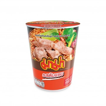 MAMA - Instant Cup Noodles (Tom Saab Flavour) 60g