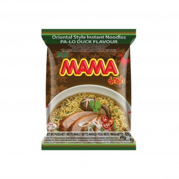 MAMA - Instant Noodles (Pa-Lo Duck Flavour) 55g x 5 Packets