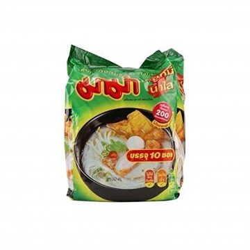 MAMA - Instant Noodles Rice Vermicelli Clear Soup 55g x 10 Packets