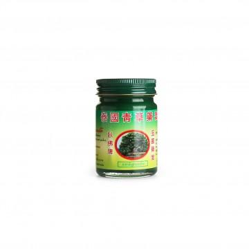 PHOYOK - ORIGINAL THAI GREEN HERBAL BALM (FOR HEADACHES & ACHES) 50G