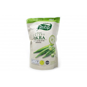 PRITIP - Crispy Okra (Seaweed) 30g