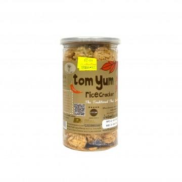 THAWEEPHAN PRODUCT - Rice Cracker (Tom Yum) 100g