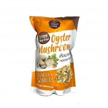 VEGET CHRISP - Crispy Deep Fried Oyster Mushroom (Original) 50g